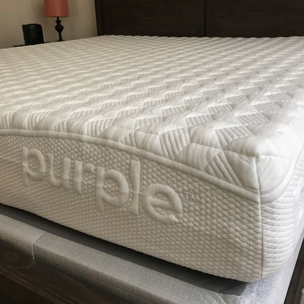 Queen Sized Purple mattress