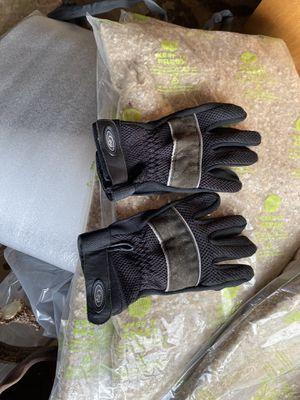Men's leather biker gloves for Sale in Renton, WA