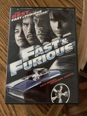 Fast and Furious dvd for Sale in Alsip, IL