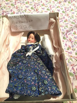 Antique doll madame Alexander for Sale in Willow Spring, NC