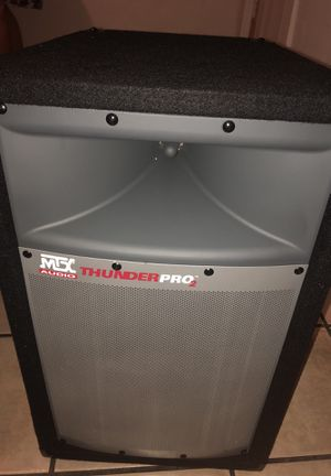 MTX Audio Thunder Pro 2 Speaker for Sale in Columbus, OH