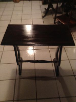 Solid Wood Mahogany Table for Sale in Arlington, MA