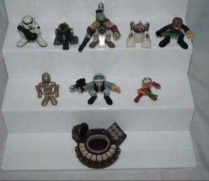 LFL Star Wars Figures Lot of 9 for Sale in Seattle, WA