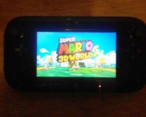 Wii U Super Mario 3D World System Bundle! for Sale in Richmond, VA