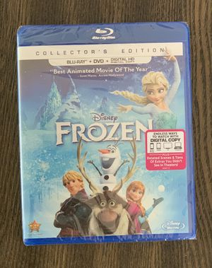 Frozen movie for Sale in San Diego, CA