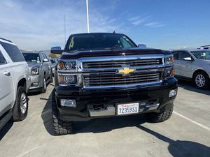2014 Chevy Silverado High Country Lifted for Sale in Montebello, CA