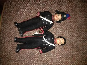 Italian police dolls for Sale in Lynnwood, WA