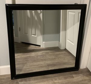 Wall Mirror with Wood Finish for Sale in Phoenix, AZ