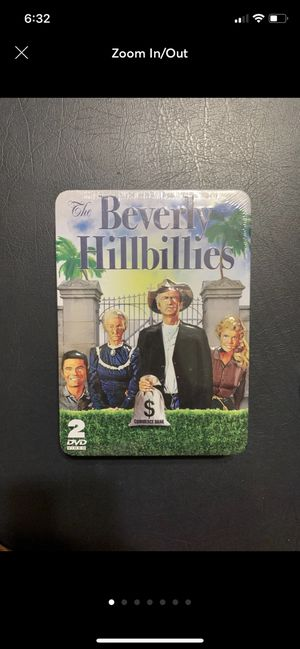 The Beverly Hillbillies New DVD set for Sale in Fresno, CA