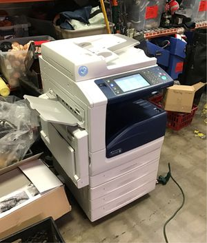 Xerox WorkCentre 7830i Multifunction Printer for Sale in Phoenix, AZ
