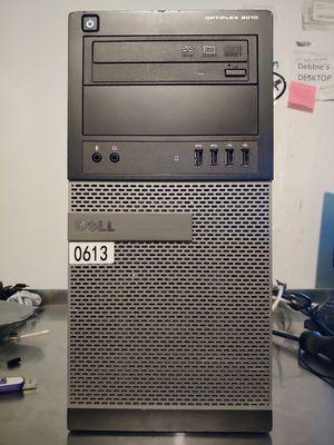 Dell Optiplex 9010 Windows 10 Computer for Sale in Closter, NJ
