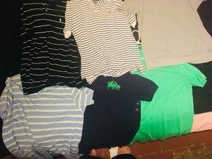 Polo's, Diamond Supply, Patagonia, Hawaiian TShirts for Sale in Atlanta, GA