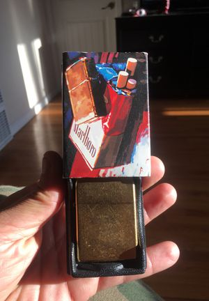 Zippo Lighter (unused) Marlboro 2003 for Sale in San Diego, CA