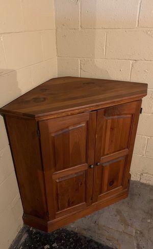 Corner Cabinet for Sale in Batsto, NJ