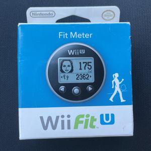 Wii Fit U Meter for Sale in Daytona Beach, FL