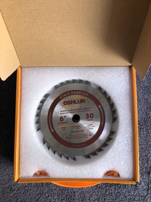Circular saw blades/ table saw blades for Sale in Denver, CO