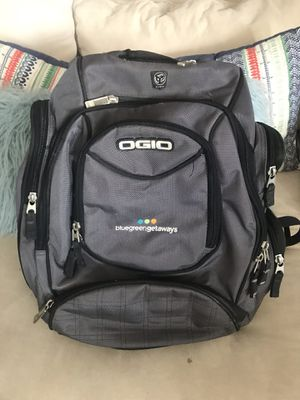 OGIO grey and black backpack/fits laptop for Sale in Virginia Beach, VA
