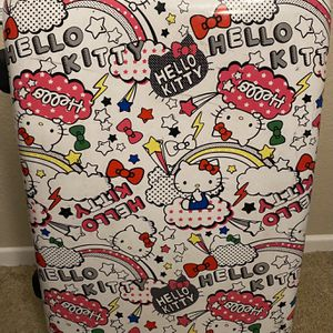 Hello kitty Suitcase for Sale in Jurupa Valley, CA