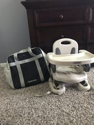 One step ahead hook on table booster seat for Sale in Lockport, IL