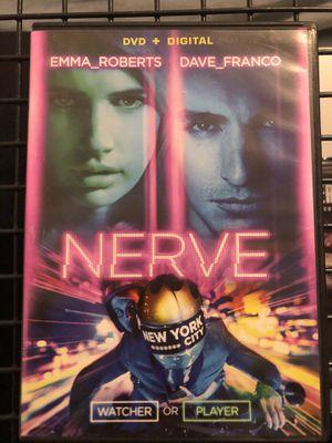 NERVE DVD Emma Roberts & Dave Franco for Sale in Los Angeles, CA