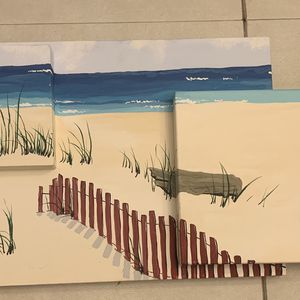 Beach Canvas for Sale in Fort Lauderdale, FL