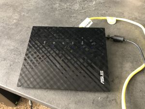 ASUS RT-N56U dual band wireless-n gigabit router for Sale in Chandler, AZ