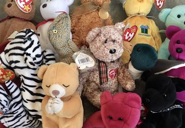 Beanie Baby Lot for Sale in Purcellville,  VA