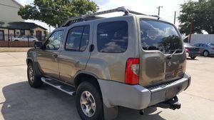 2001 Nissan Xterra for Sale in Dallas, TX