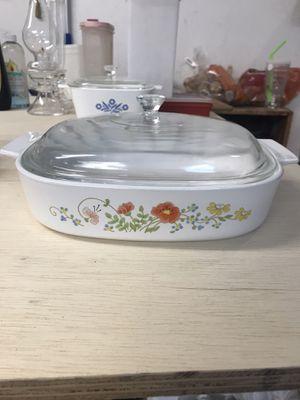 Vintage Corningware Casserole dish for Sale in Lynden, WA