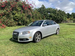2008 Audi A4 S-Line 6Speed Manual Quattro AWD for Sale in North Lauderdale, FL