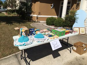 Toys and board games for Sale in Clermont, FL