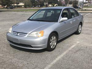 2001 Honda Civic for Sale in Castro Valley, CA