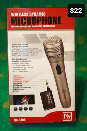 Wireless Microphone kit for Sale in March Air Reserve Base, CA