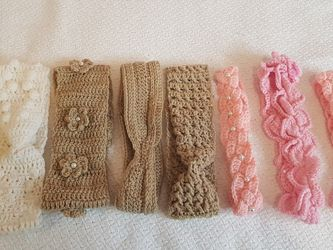 Soft, Not-tight-at-all, Handmade Crochet Headbands for Sale in Portland,  OR