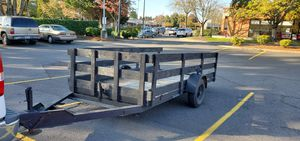 Tilt Utility / flat bed / ATV Trailer 6x12 for Sale in Vancouver, WA