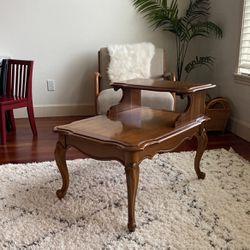 Antique Wooden End Table for Sale in Wilsonville,  OR