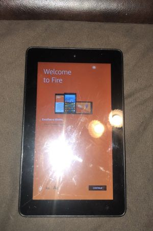 Kindle Fire Amazon Tablet for Sale in Philadelphia, PA
