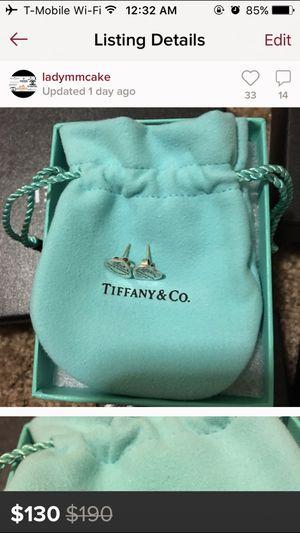 Tiffany Earrings for Sale in Henderson, NV