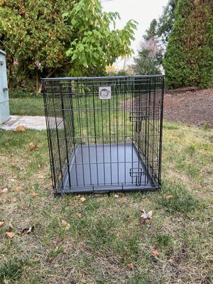Large dog crate Pet Supplies Plus$60 obo for Sale in North Olmsted, OH