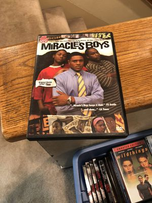 Miracle's Boys The Complete Mini Series DVD Season Nas for Sale in Buena Park, CA
