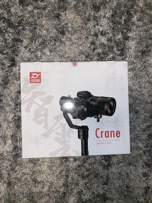 Zhiyun crane 2 v2||camera stabilizer/gimbal for Sale in Vancouver, WA
