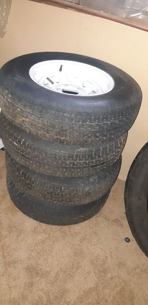 Camper wheels and tires for Sale in Aurora, CO