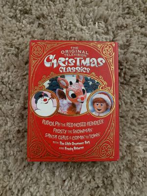Christmas Classics DVD for Sale in Citrus Heights, CA