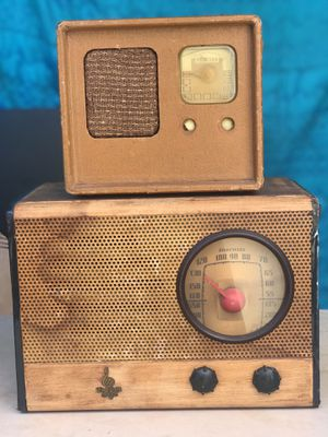 Collectable WarTime Tube Radios ( TRAV LER ) 1946/1947 Vacuum Tubes for Sale for sale  Santa Susana, CA