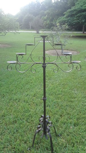 Vintage Spanish Gothic 7 light candelabra for Sale in Lake Worth, FL