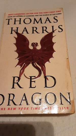 Red Dragon Used Book for Sale in Ripley, WV