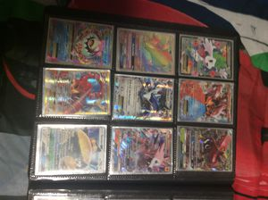 Pokemon ex gx and rainbow rare for Sale in Chapel Hill, NC