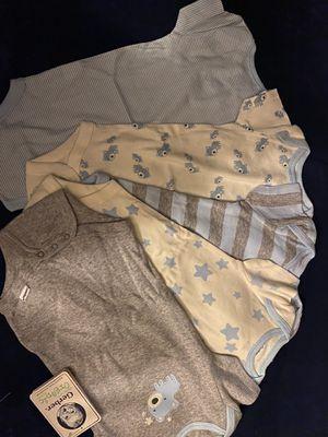 New- Baby boy onesie size 3-6M -3/6M for Sale in Whittier, CA