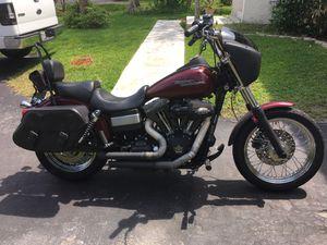Harley Davidson Street Bob FXDB for Sale in Pompano Beach, FL