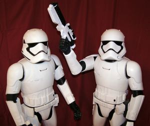 """Storm Troopers (48"""") Star-Wars for Sale in Houston, TX"""